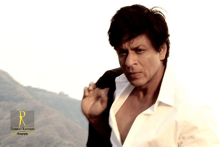 Shahrukh Khan Handsome Look Photo Shoot For Dabboo Ratnani 2013 Calendar