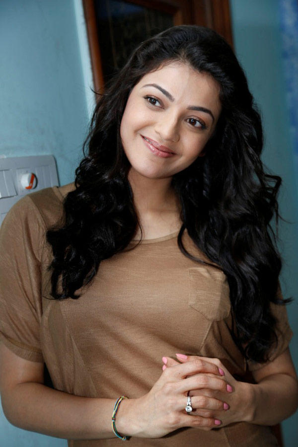 Kajal Agarwal Sizzling And Attractive Photo Still