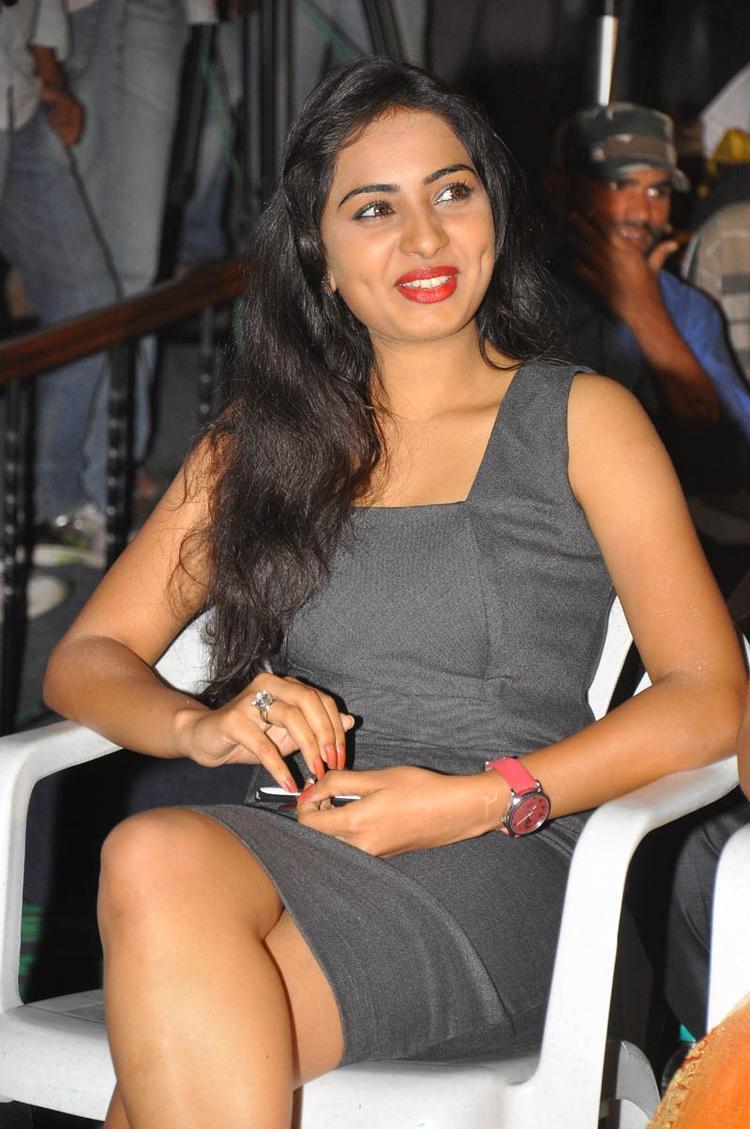 Sruthi Smiling Still