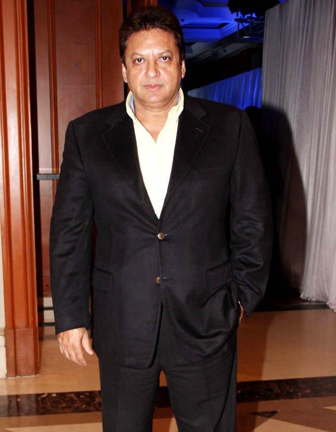 Shashi Ranjan Posed At Beti Fashion Show