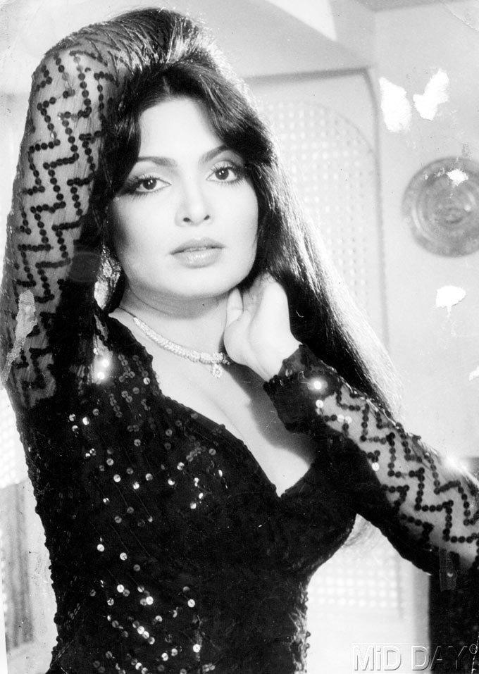 Parveen Babi Sexy Spicy Look Still