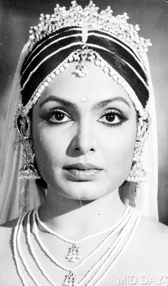 Parveen Babi Traditional Look Beautiful Look Still