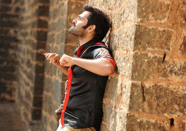 Ram Pothineni Song Still From Telugu Movie Ongole Githa