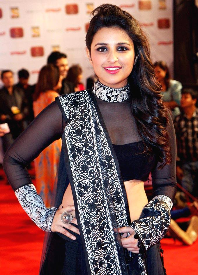 Parineeti Looked Gorgeous At Stardust Awards Function