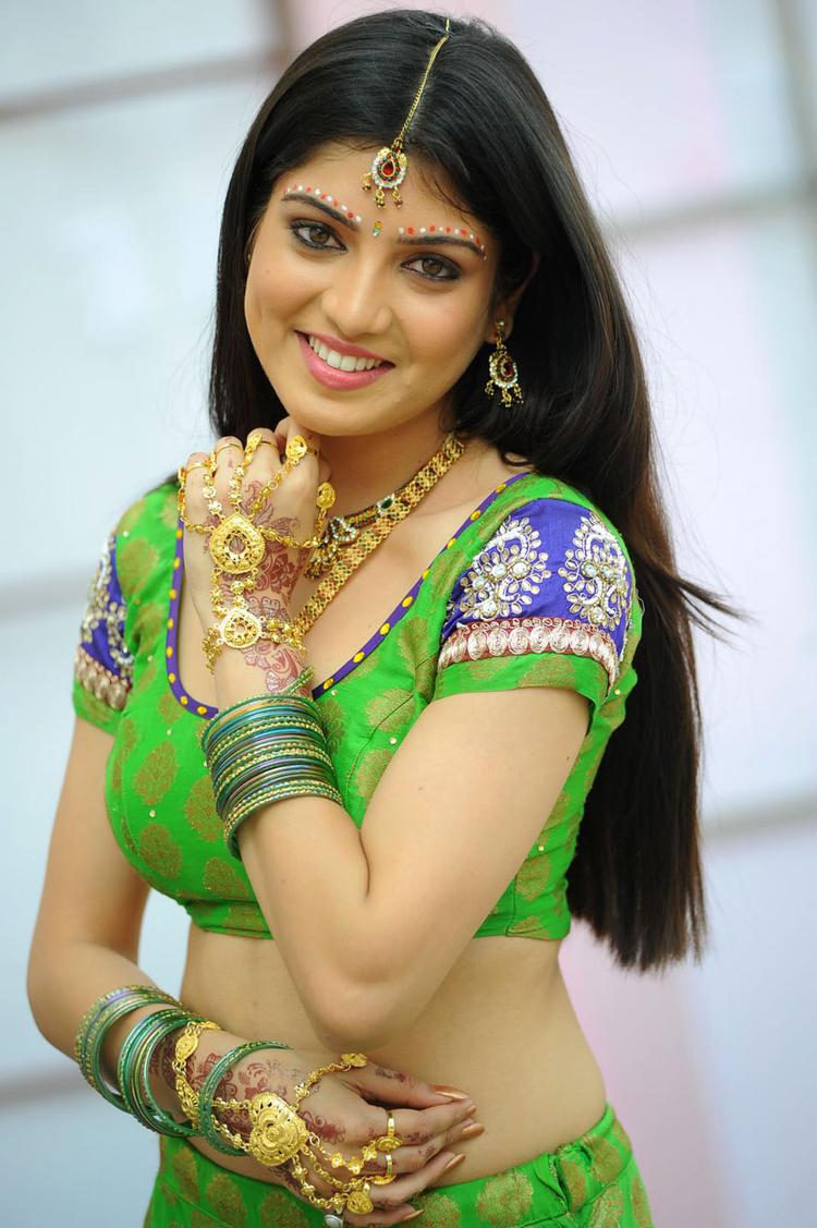 Priyadarshini Cute Smiling Still