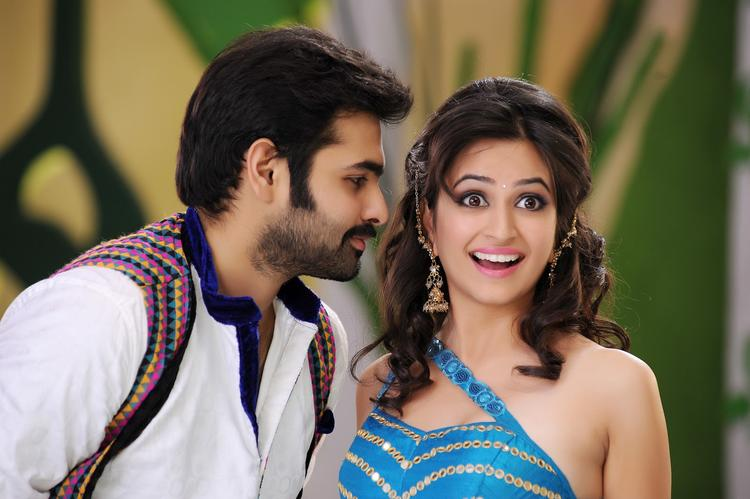 Ram Pothineni And Kriti Kharbanda Song Still From Ongole Githa Movie
