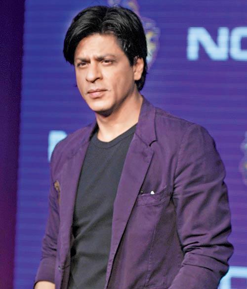 Shahrukh Khan Handsome Look Still