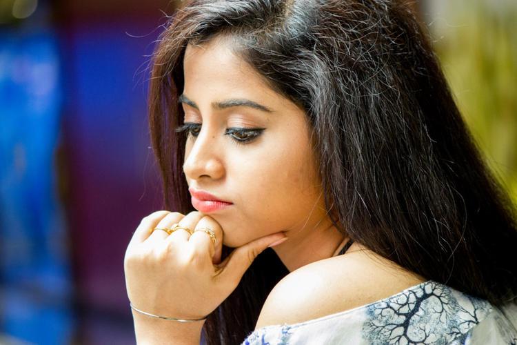 Swathi Deekshith Nice Look Photo