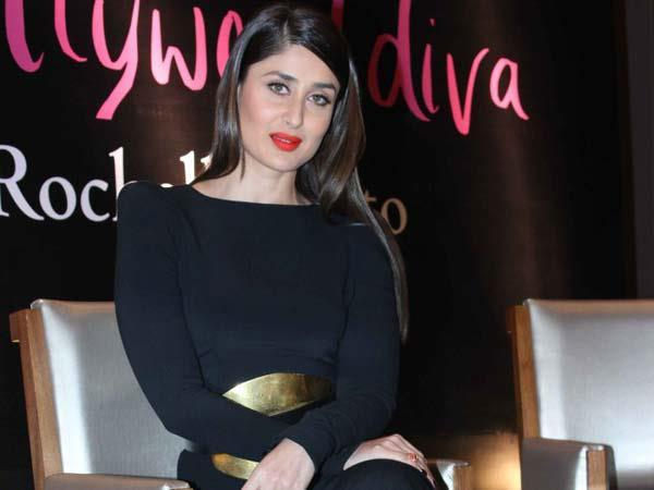Kareena Make An Appearance At Rochele Pinto Book Launch Event
