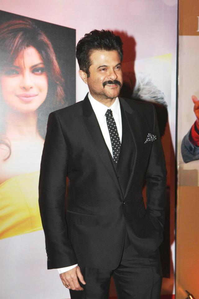 Anil Looked Dapper In A Suit At The Hindustan Times Style Award 2013
