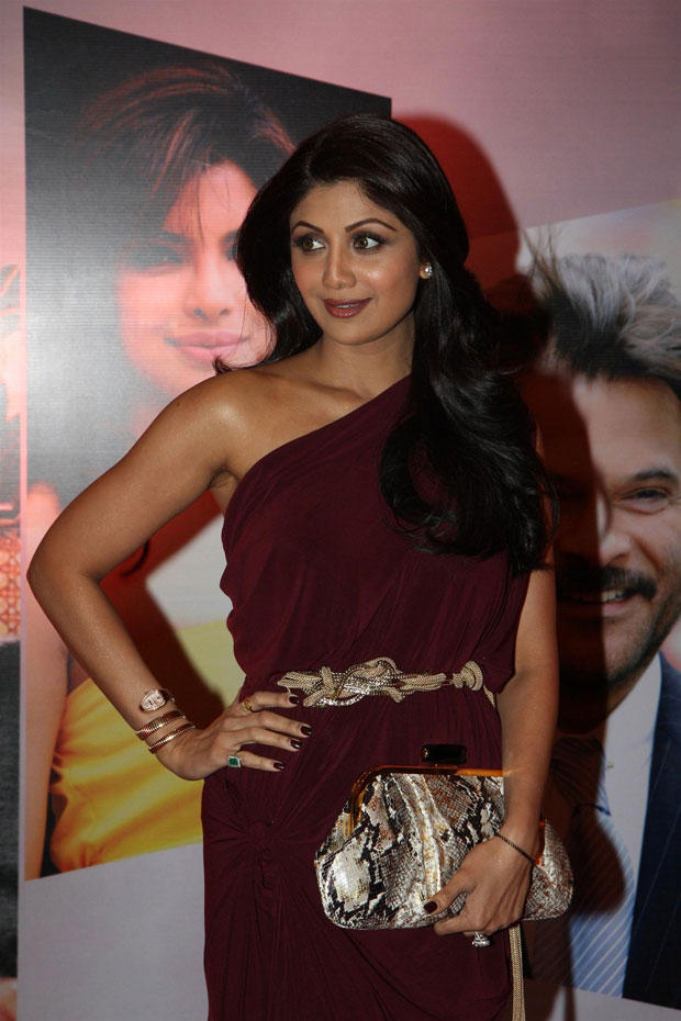 Shilpa Shetty Snapped At The Hindustan Times Style Award 2013
