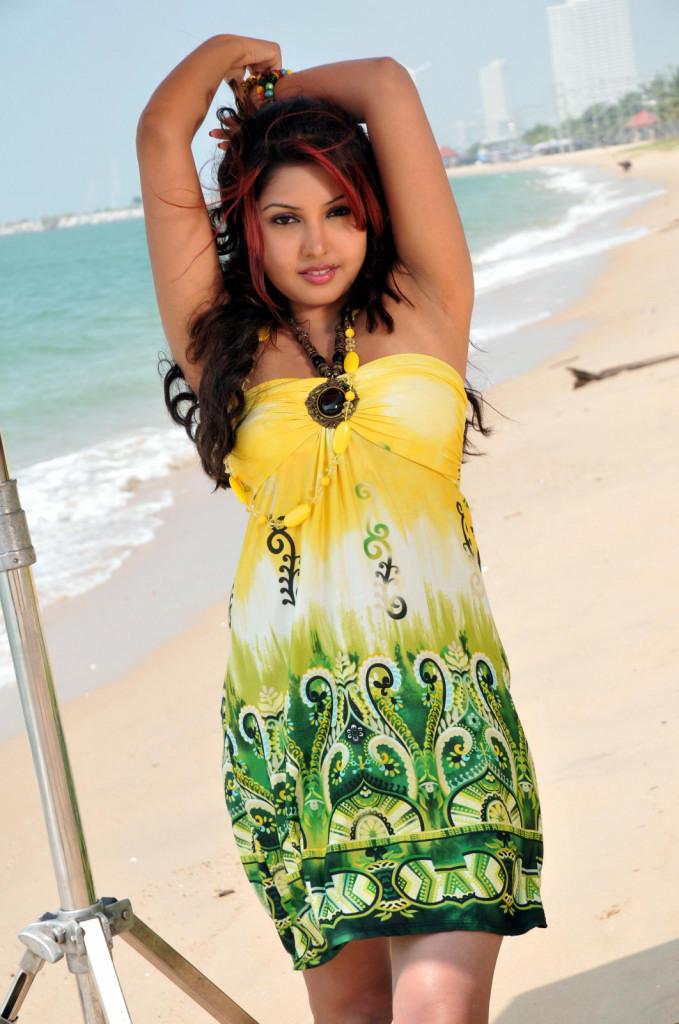 Komal Jha Fashionable Look Still