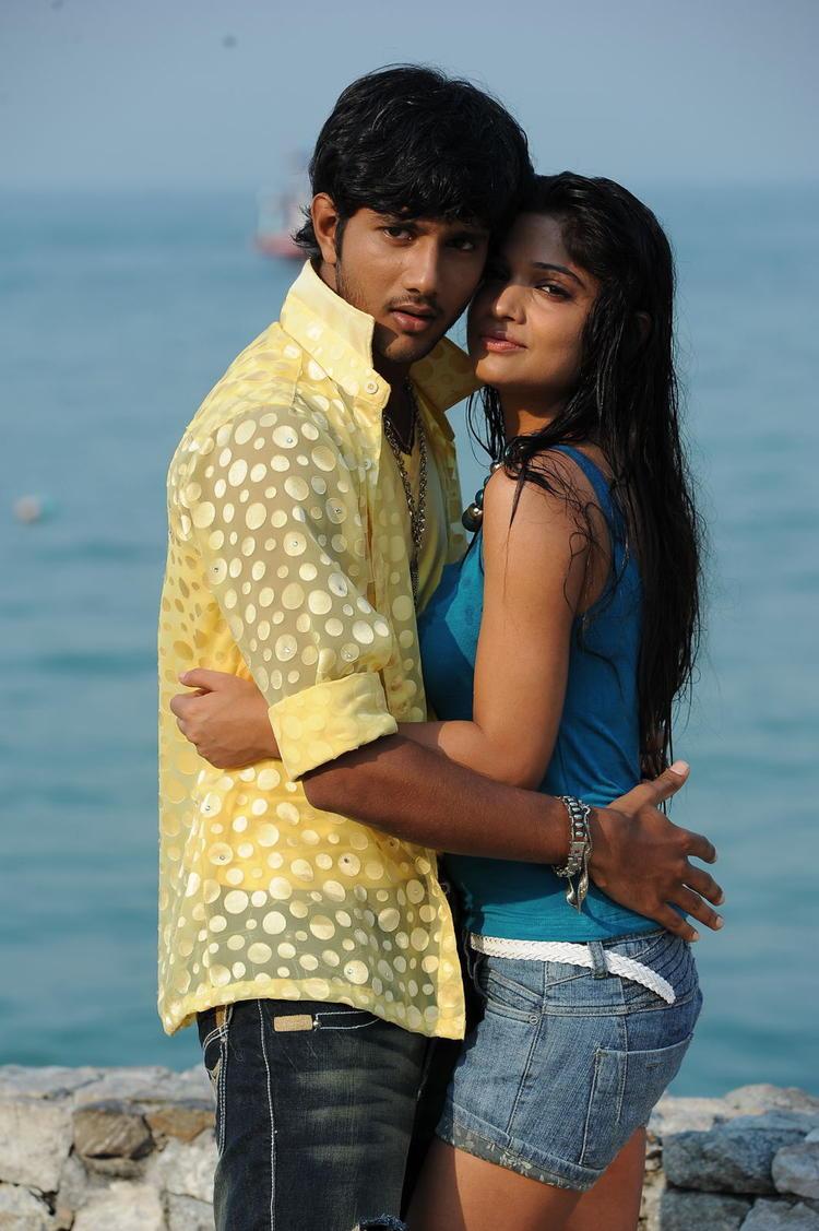 Jayanth In Hot Look Still From Siva Kesav Movie
