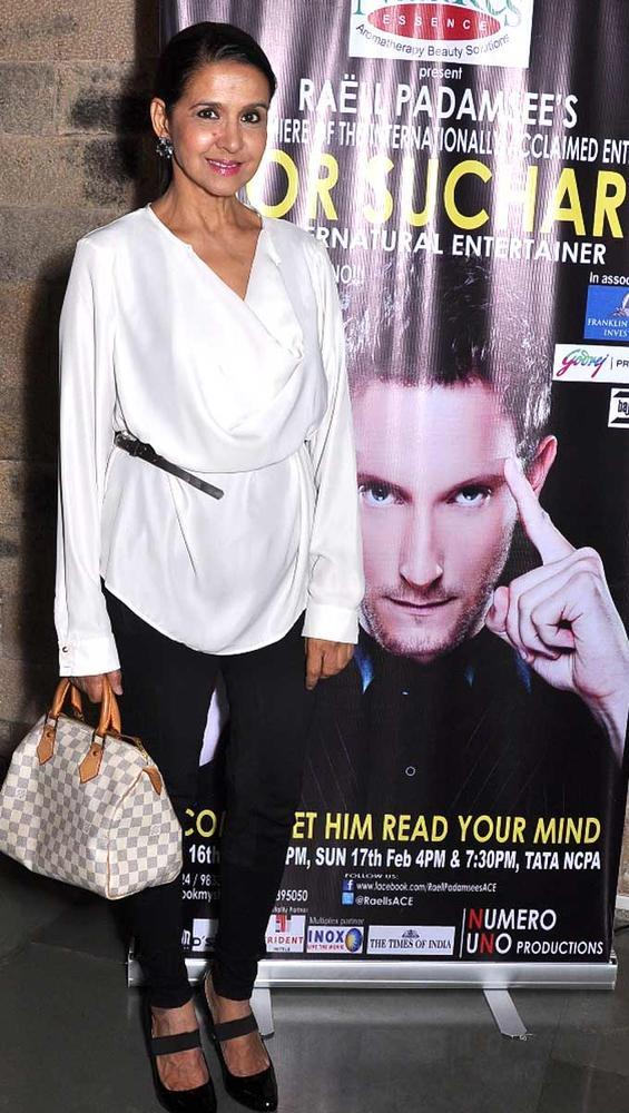 Sharon Make An Appearance At Lior Suchard Mind Read Show