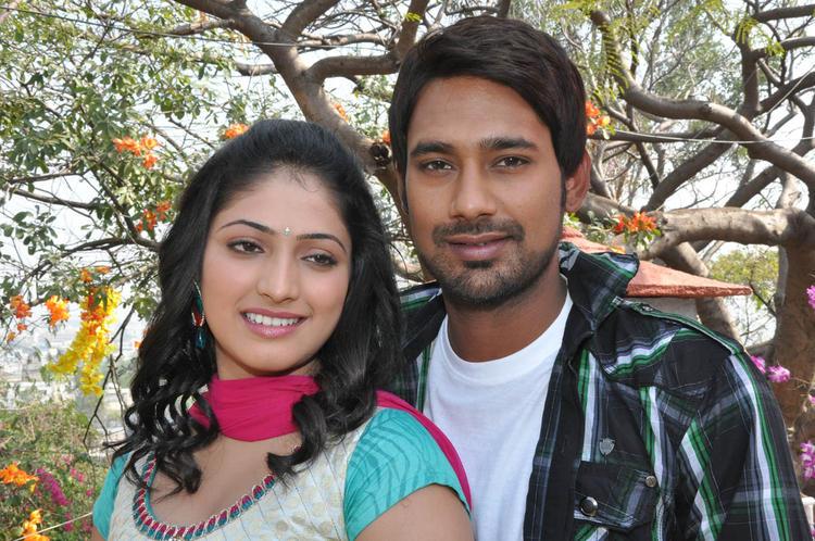 Haripriya And Varun Stunning Look Photo Still At Ee Varsham Sakshiga Movie Launch