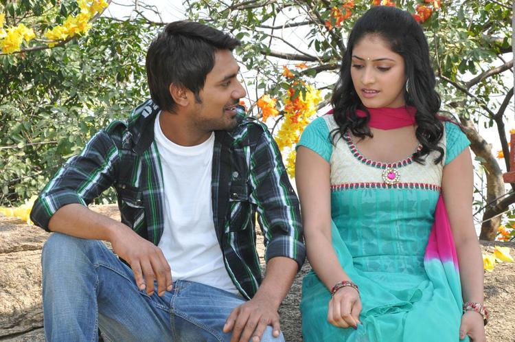 Varun And Haripriya Elegant Look Still At Ee Varsham Sakshiga Movie Launch