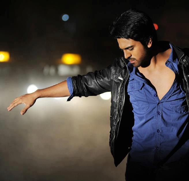 Ram Charan Stylish Look Photo Stil From Movie Naayak