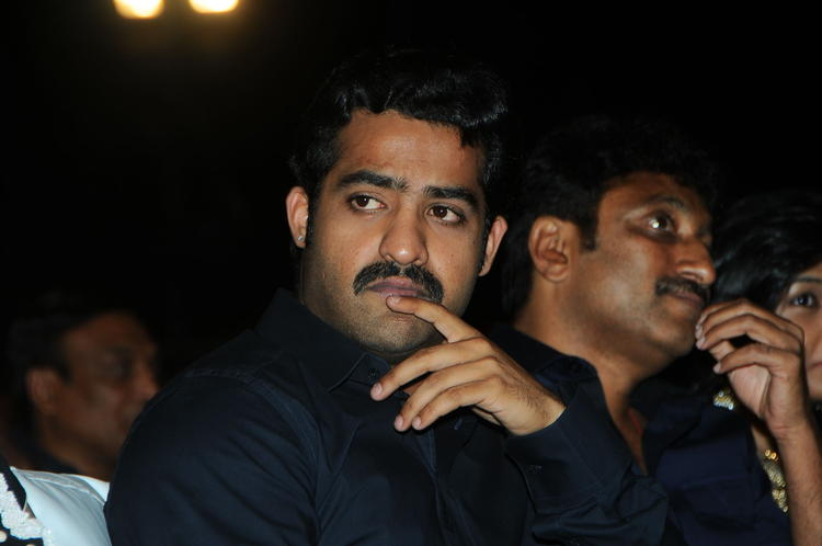 Jr. NTR Nice Look During At Baadshah Audio Launch Function