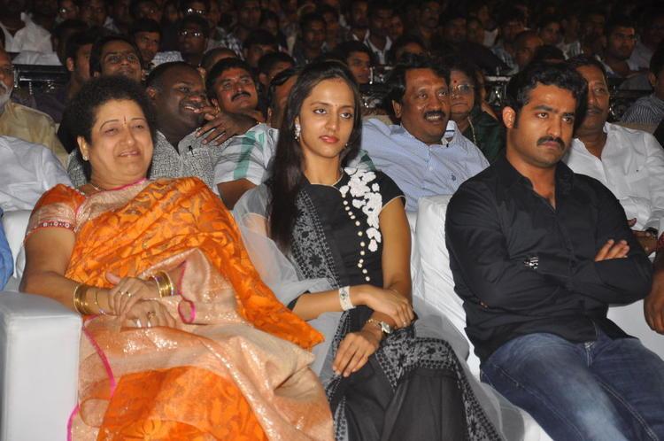 Shalini,Lakshmi And Jr. NTR Graced At Badshah Audio Launch Function