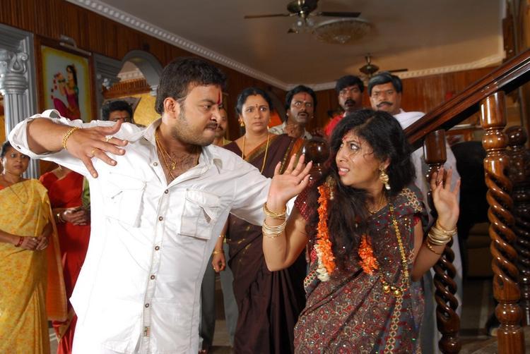A Still From Vinta Kapuram Telugu Movie
