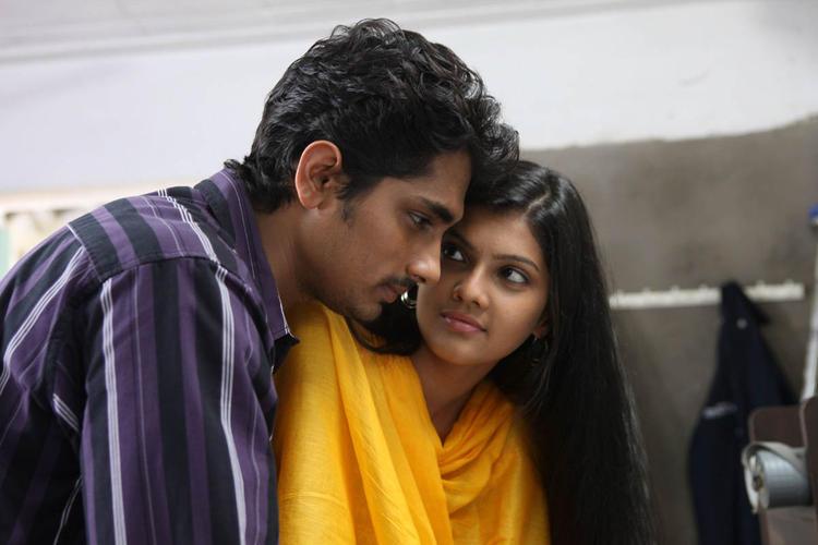 Siddharth And Ashrita Spicy Look Photo Still From Movie Udhayam NH4