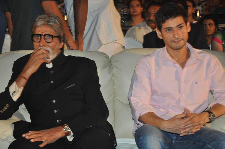 Amitabh Bachchan,Mahesh Babu