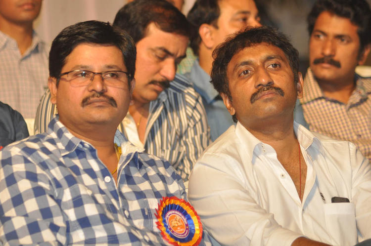 Celebs Are Present At Nandi Awards 2011 Function
