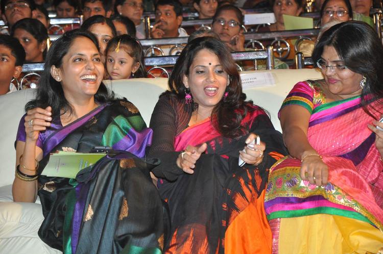 Guests Are Cool At Nandi Awards 2011 Function