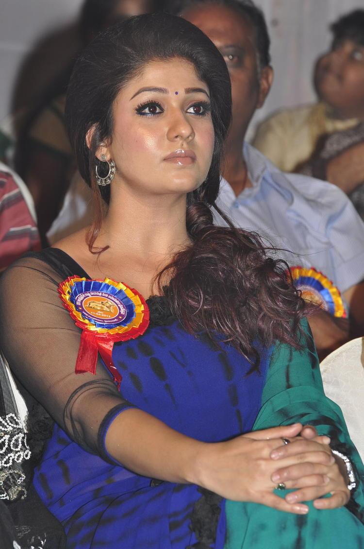 Nayanthara During The Nandi Awards 2011 Function