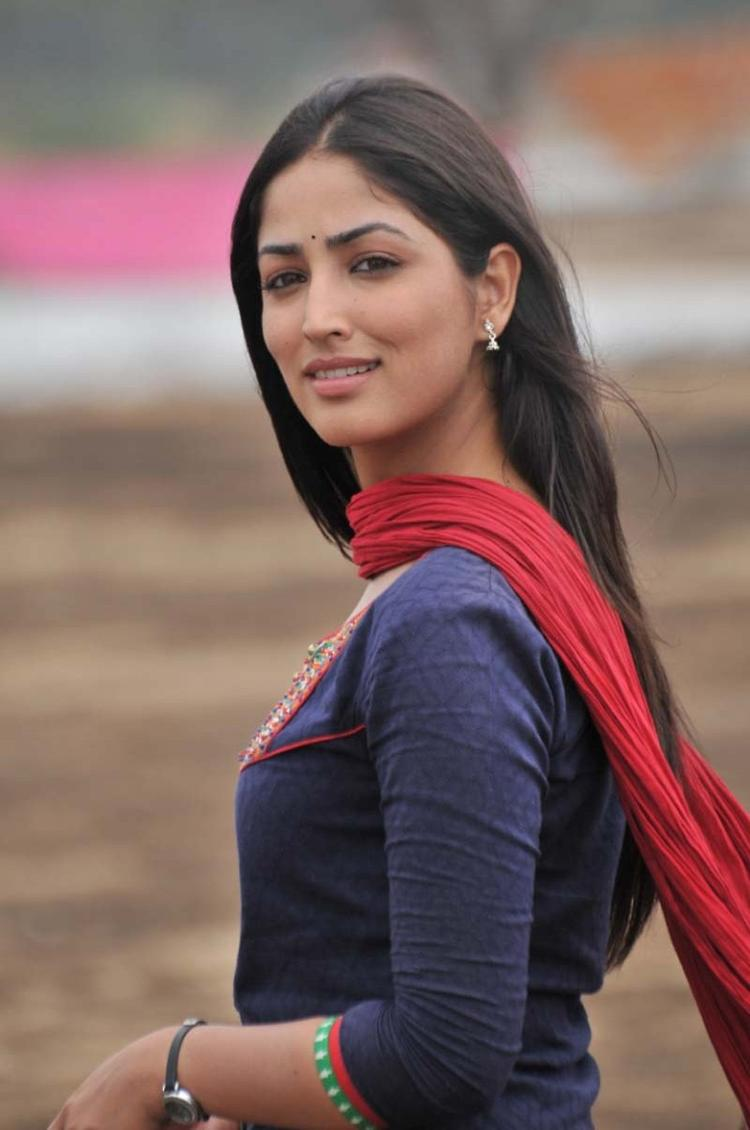 Yami GautamGorgeous Look Photo Still From Movie Gouravam