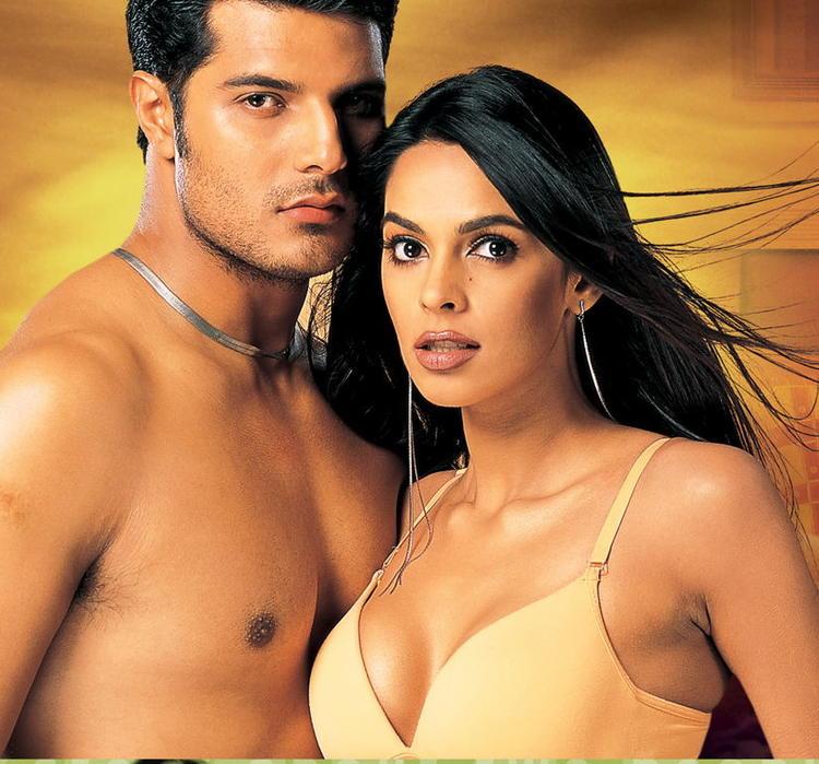 Mallika And Himanshu Hot Cosy Photo Still From Movie Korika