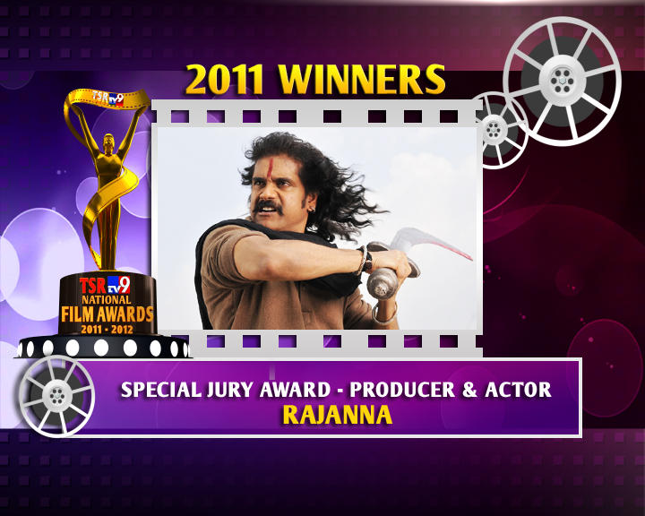 Nagarjuna Is The Winner Of Special Jury Award For Producer And Actor