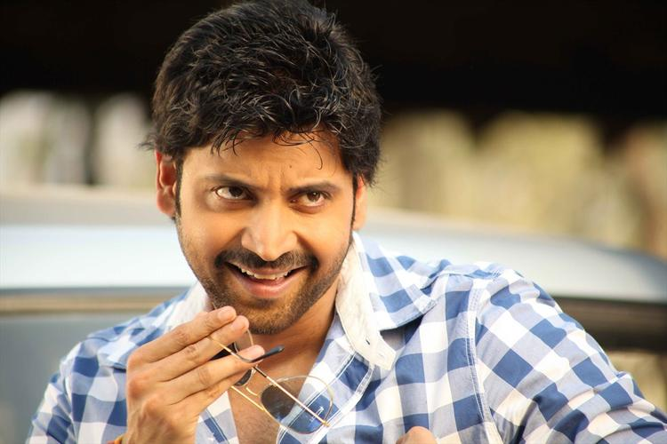 Sumanth Cute Expression Photo Still From Movie Emo Gurram Egaravachu