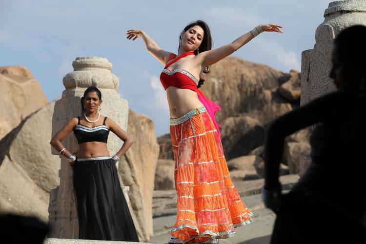Tamannaah Bhatia Nice Pose From Thadaka Movie