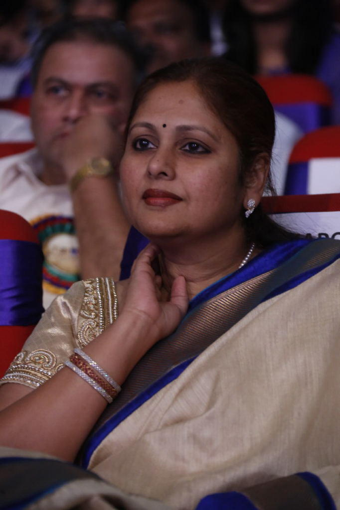 Jayasudha Graced At TSR TV9 Film Awards Function 2013