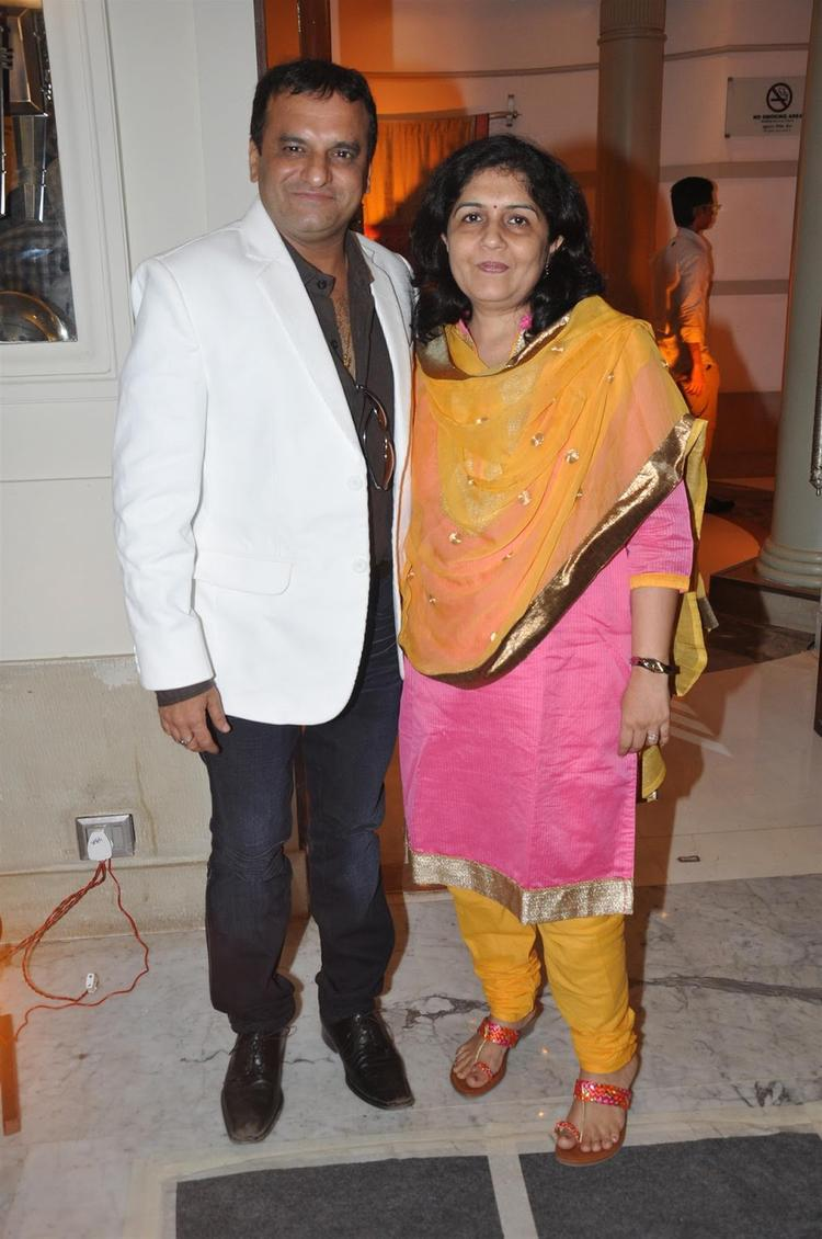 Celebs Spotted At Ramaiya Vastavaiya Music Launch Event