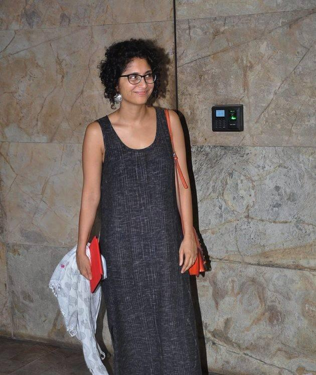 Kiron Rao Snapped At A Screening Of The Latest Star Trek Film