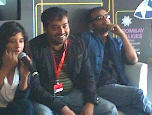 Anurag,Dibakar And Zoya Press Conference Still At Cannes