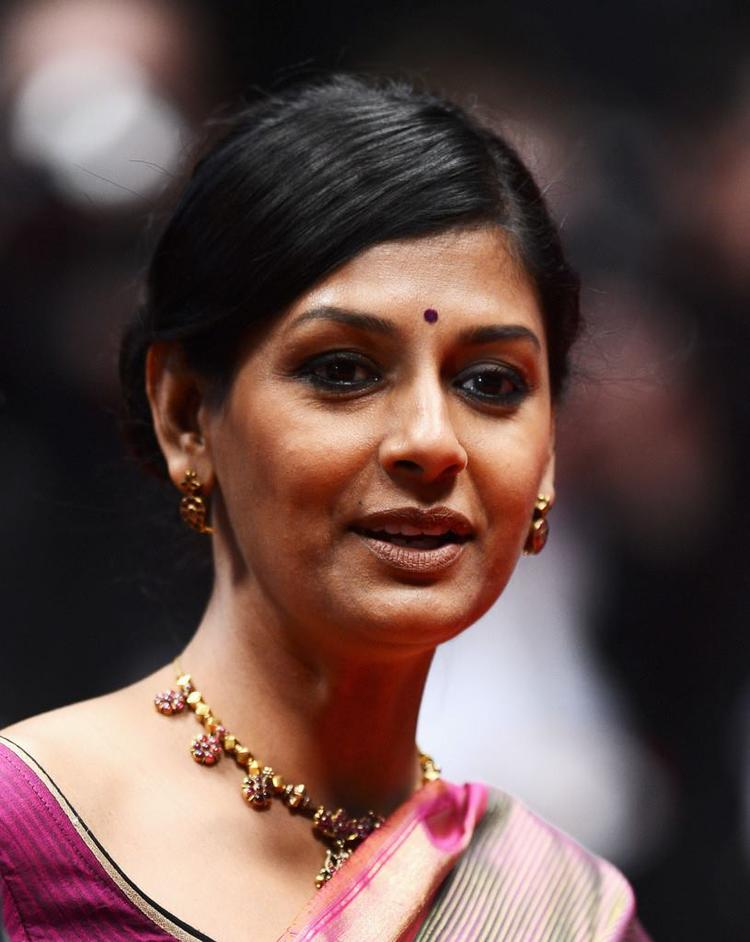 Nandita Das Beautiful Simple Look At Cannes 2013 For Only God Forgives Premiere