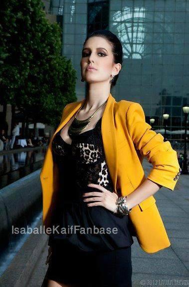 Isabelle Kaif Latest Hot Photo Shoot