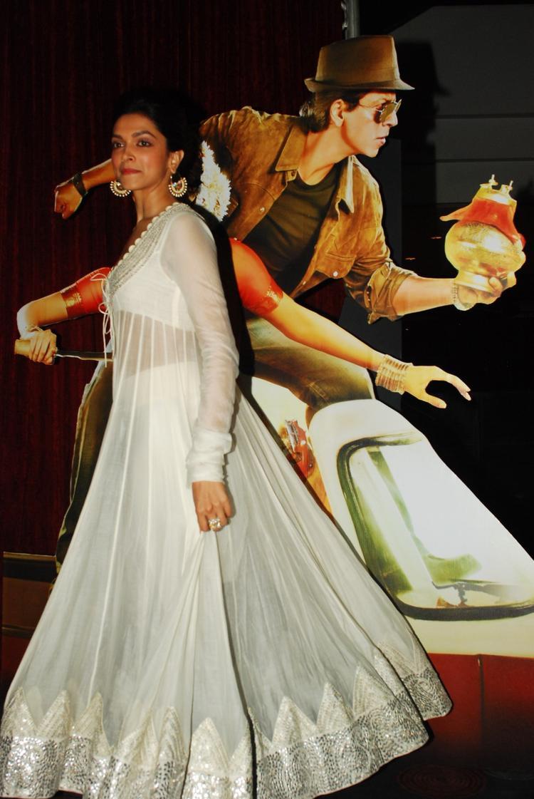 Deepika Padukone Shows Off Her Sheer Chic Styles