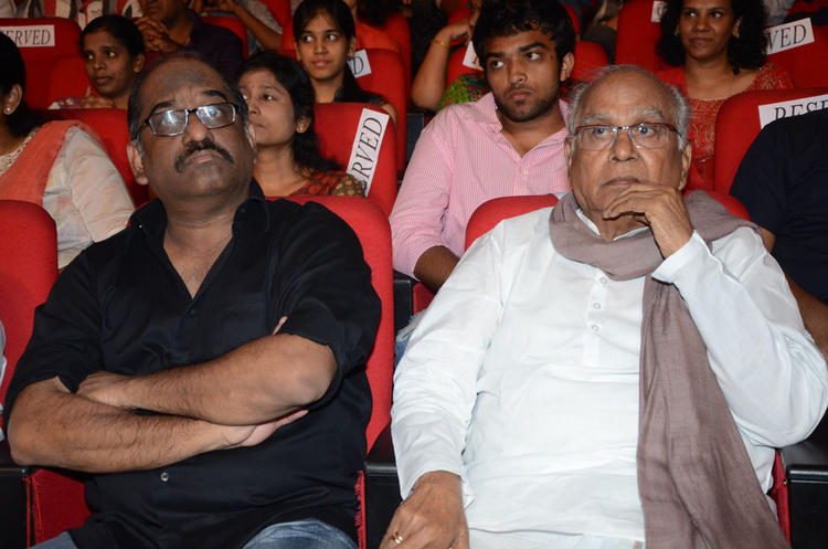 Akkineni Nageswara Rao Attend The Adda Movie Audio Launch Function