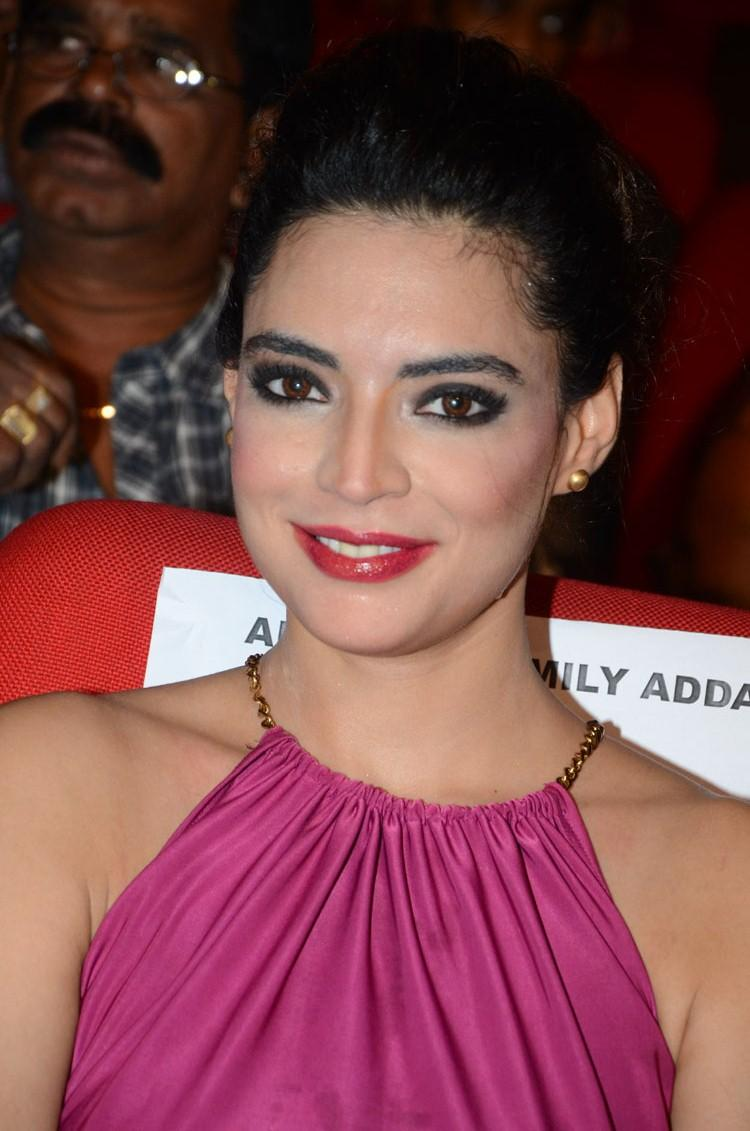 Swetha Bharadwaj Beautiful Pic At Adda Audio Launch Event