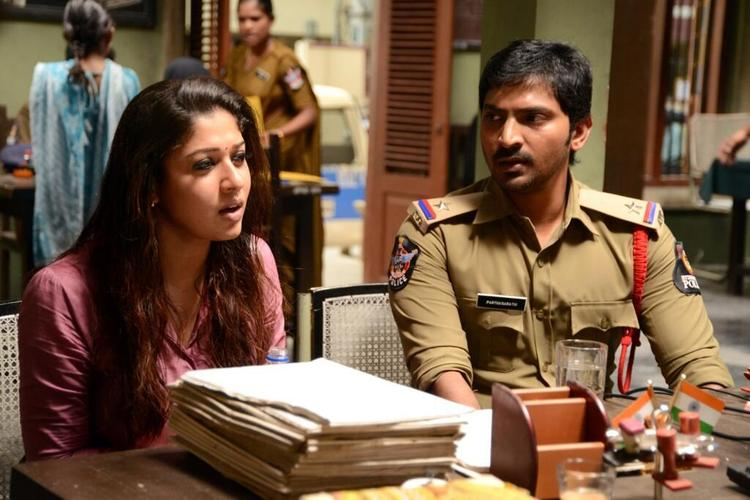 Nayanathara A Still In New Telugu Movie Anamika
