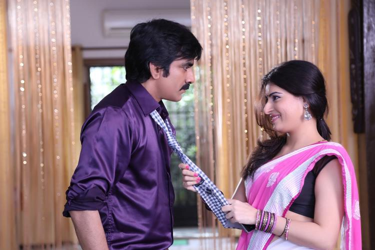 Archana Hot With Ravi Teja In New Movie Balupu
