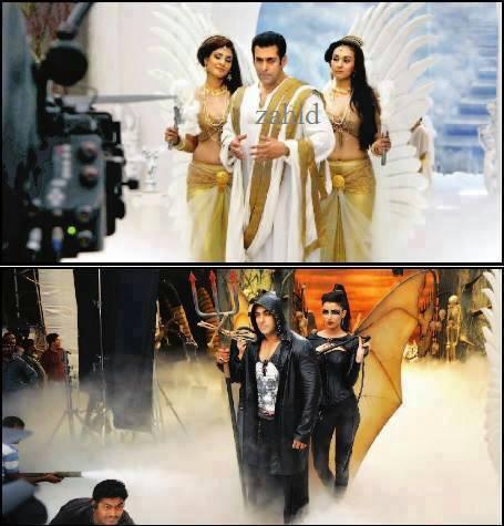 Salman Khan Different Look For Bigg Boss New Session