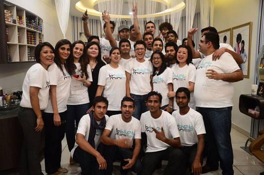 Farhan Akhtar And Adhuna Akhtar Launches B:blunt Mini