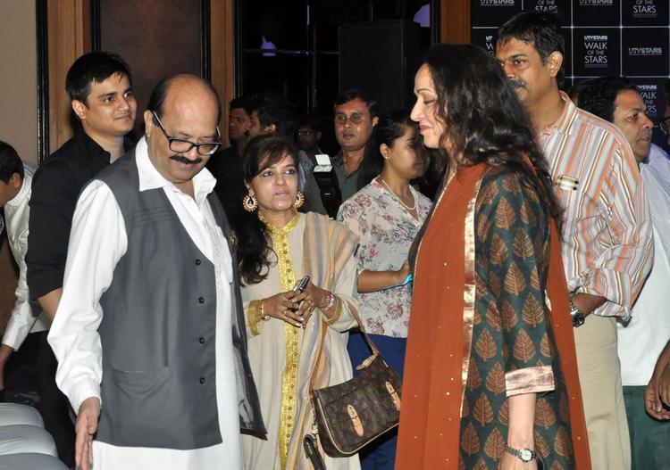 Hema Malini Attended Rajesh Khanna's Statue Launch Event