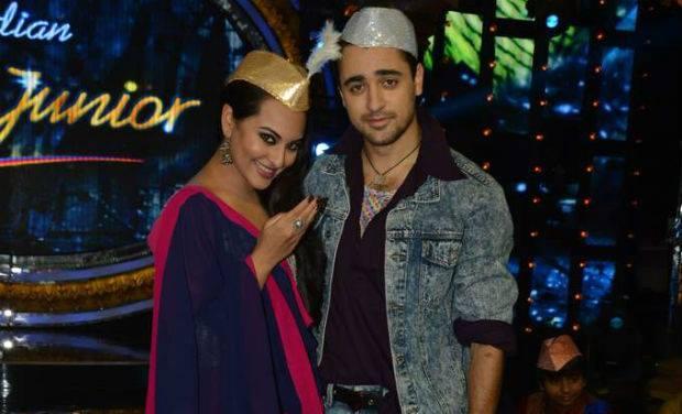 Imran And Sonakshi's Qawwali Night On Indian Idol Junior