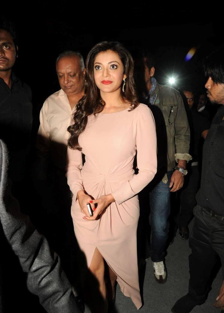 Kajal Aggarwal Attend The Tollywood Cinema Channel Launch Event